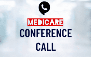 Medicare Training Conference Call
