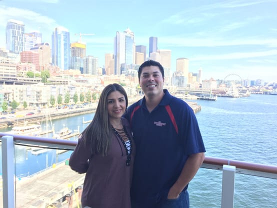 Trinity and SNL Top Producers Alaskan Cruise Trip 2017
